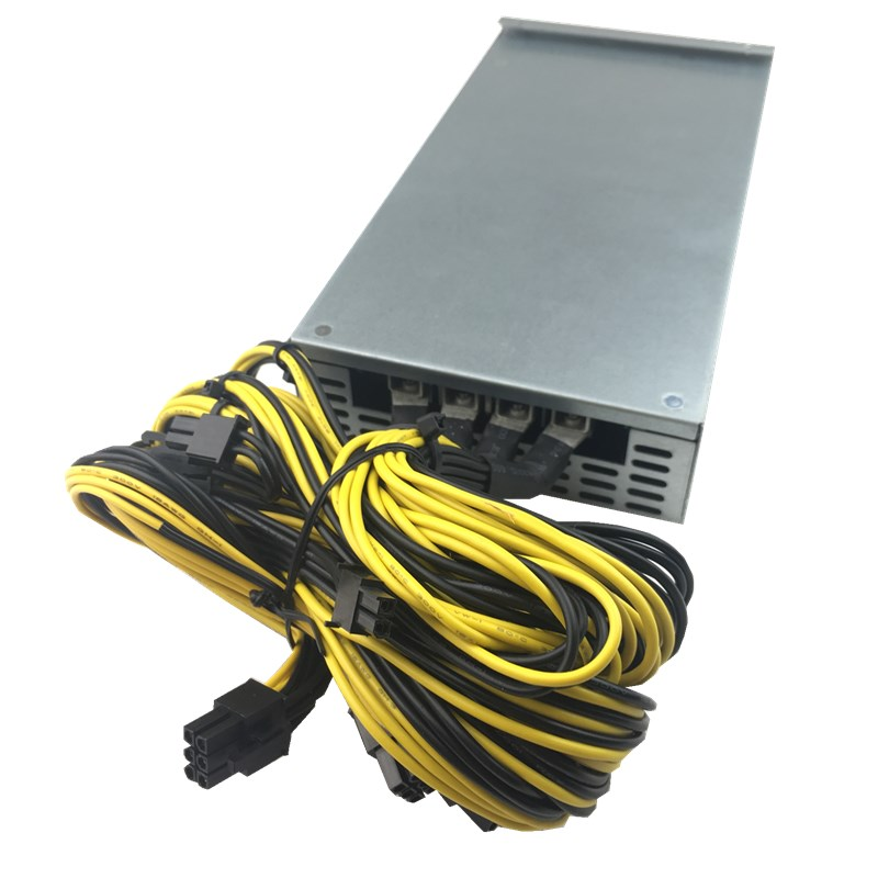 1U Mining PSU Pc power supply 2000w 6P miner power supply for bitcoin 2000w 1U Antminer PSU Power Supply for S9 L3+ E3 X3 D3 S71U Mining PSU Pc power supply 2000w 6P miner power supply for bitcoin 2000w 1U Antminer PSU Power Supply for S9 L3+ E3 X3 D3 S7