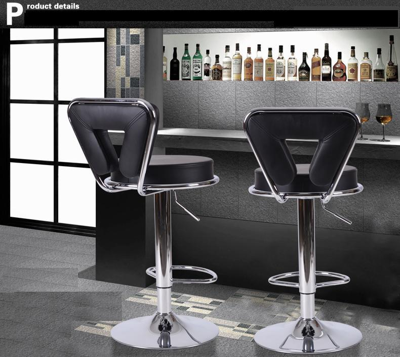 Europe and the United States popular bar chair Purle red yellow white ect color europe and the united states popular bar chairs wholesale and retail australian fashion coffee stool free shipping