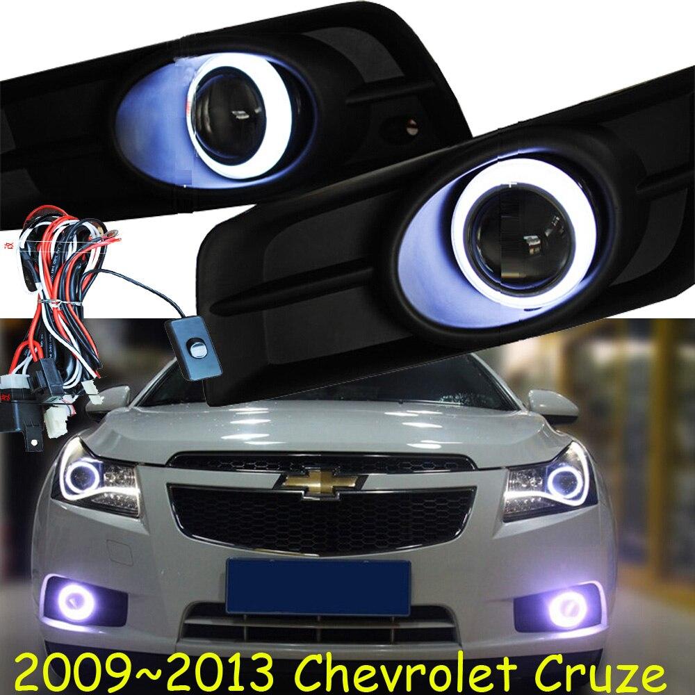 цена на Cruze daytime light,2009~2013/2015~2016;Free ship!LED,Cruze fog light,2ps/set;Cruz