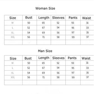 Image 5 - Пижамный комплект JULYS SONG для мужчин и женщин, комплект из 2 предметов, плотная фланелевая теплая Пижама для пар, Розовая домашняя одежда с длинным рукавом, Осень зима