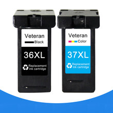 Veteran For Lexmark 36 37 XL Ink Cartridge For Lexmark 36XL 37XL LM36 Series x3650 x4650 x5650 x6650 x6675 Z2420 Printer(China)