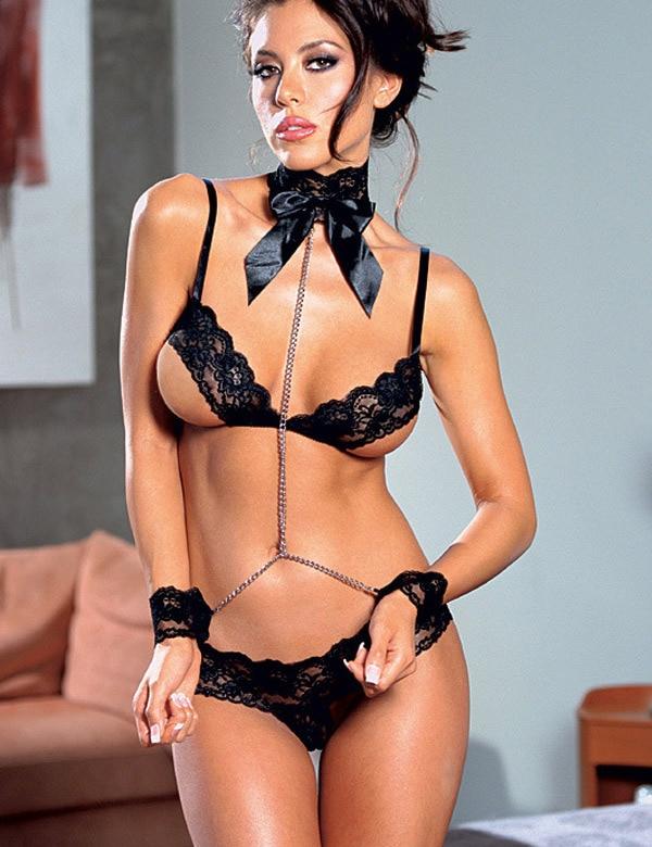 Aliexpresscom  Buy Black  White Sex Bundle Style Lace -5789