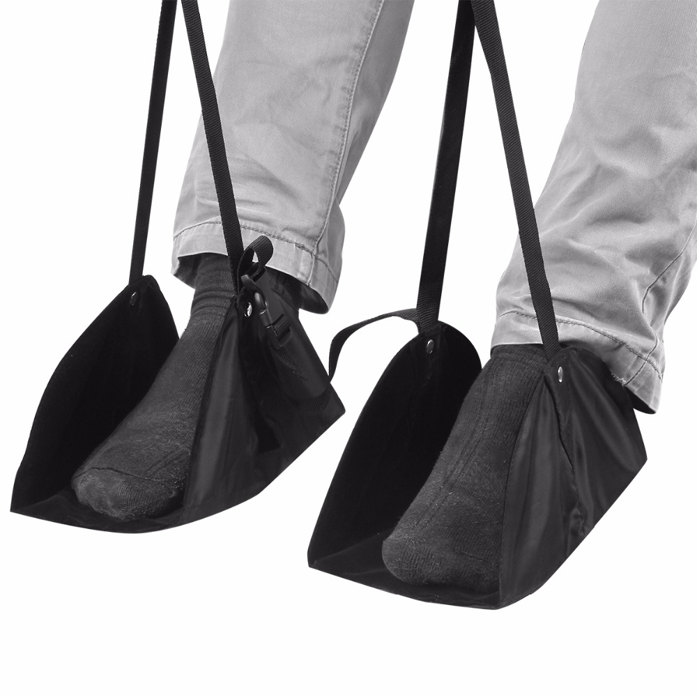 Nosii Portable Foot Rest Adjustable Travel Footrest Hammock Folding Flight Carry-on Swing HolderNosii Portable Foot Rest Adjustable Travel Footrest Hammock Folding Flight Carry-on Swing Holder