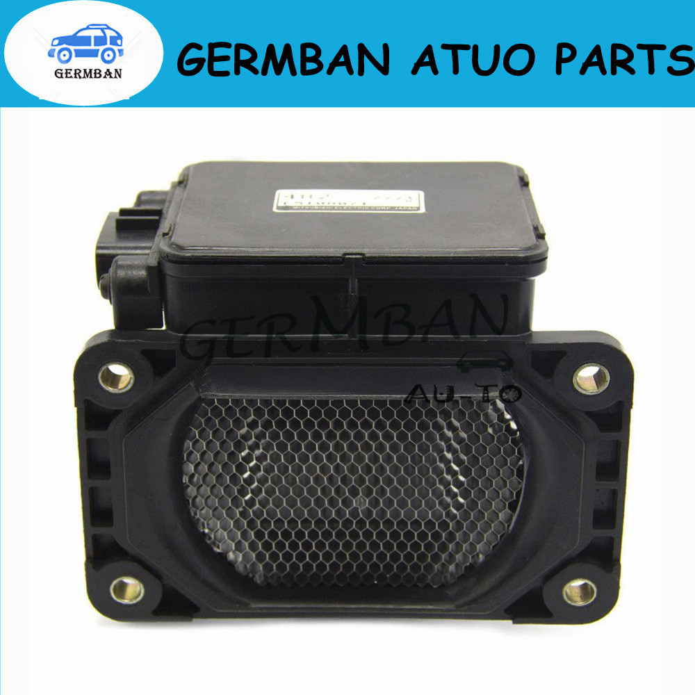Mass Air Flow Meter Sensor fits for 03-06 Mitsubishi Montero No#MD336482 E5T08071 image