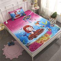 07a2b59085 3D Disney Sofia Princess Bedding Set Twin Size Bedspreads Girls Coverlets  For Kids Bedroom Decoration Pillow. Disney 3D Sofia Princesa Jogo de cama  ...