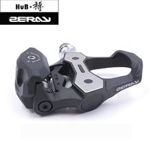 ZERAY ZP-110 велосипед педали углеродного волокна Road велосипедная педаль с шипа совместимы с LOOK Кео структура
