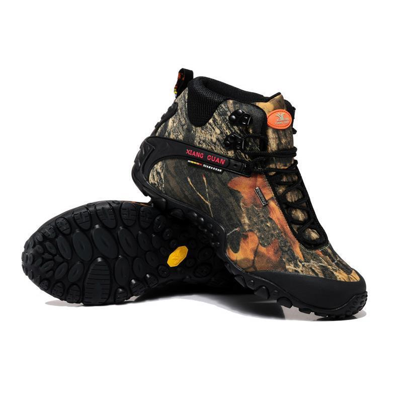 Men Shoes Unisex High Top Hikking Boots