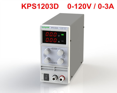 Free shipping KPS1202d/ Adjustable High precision digital LED display switch DC Power Supply  120V 2A  0.1V 0.001A cps 6011 60v 11a digital adjustable dc power supply laboratory power supply cps6011