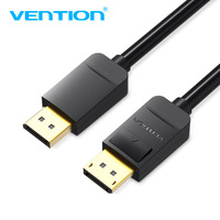 Vention 4K Display Port DP Male To Display Port DP Male Cable Gold Plated DP Cable