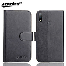 OWN SMART 9 PRO Case 6 Colors Dedicated Leather Exclusive Special Crazy Horse Phone Cover Cases Credit Wallet+Tracking