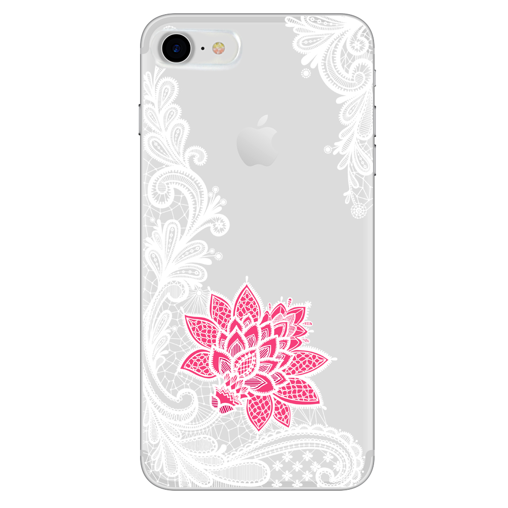 e1d13060480 Floral Sexy Lace For Iphone 8 Plus Iphone Xs Max XR X 8 7 6 6S ...