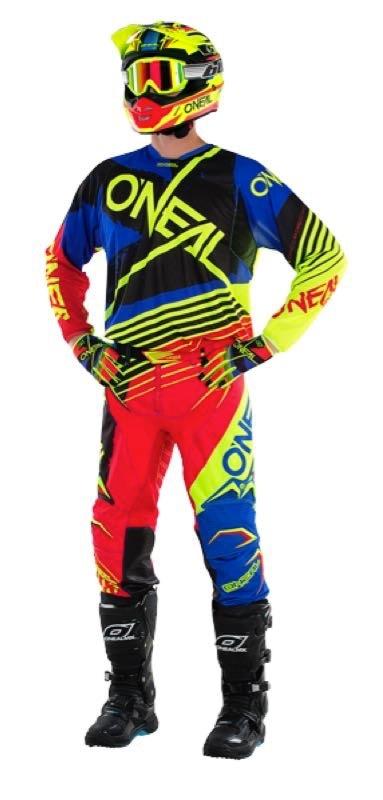 Free shipping 2017 Blue/Red/Hi-Viz Yellow Mens Hardwear Skizm Dirt Bike Jersey & Pants Kit mountain hardwear куртка утепленная мужская mountain hardwear superconductor