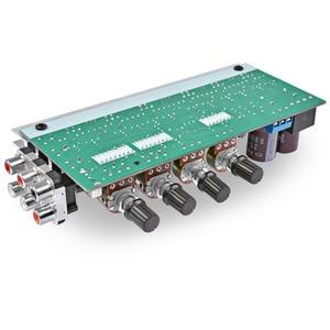 Image 5 - AIYIMA LM1875 5.1 ช่องเครื่องขยายเสียงซับวูฟเฟอร์เครื่องขยายเสียง DIY เสียงระบบลำโพงโฮมเธียเตอร์ 25W * * * * * * * 6 Super TDA2030