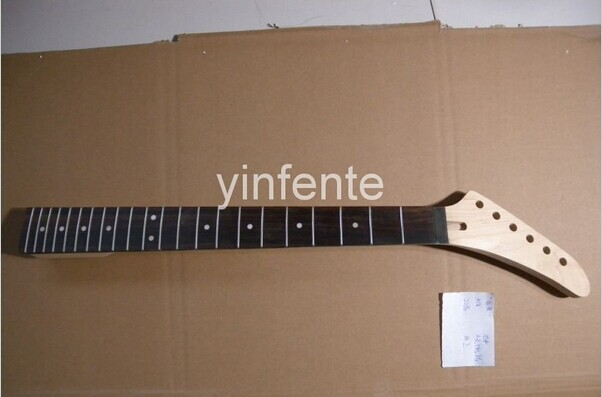 New High Quality Unfinished electric guitar neck Solid wood Body & fingerboard  1pcs #2 china s guitar high quality unfinished tl electric guitar ash diy guitar real photos free shipping