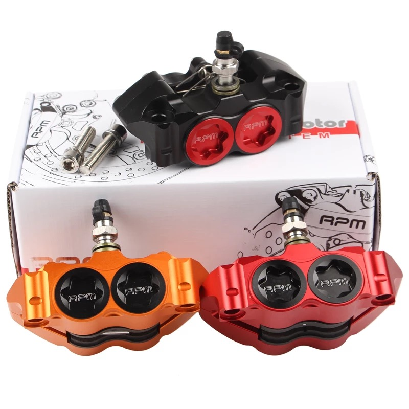 Motorcycle modification electric motorcycle four piston brake calipers pump RPM 200 220 for WISP RSZ Turtle King small radiation manka care 110v 220v ac 50l min 165w small electric piston vacuum pump silent pumps oil less oil free compressing pump