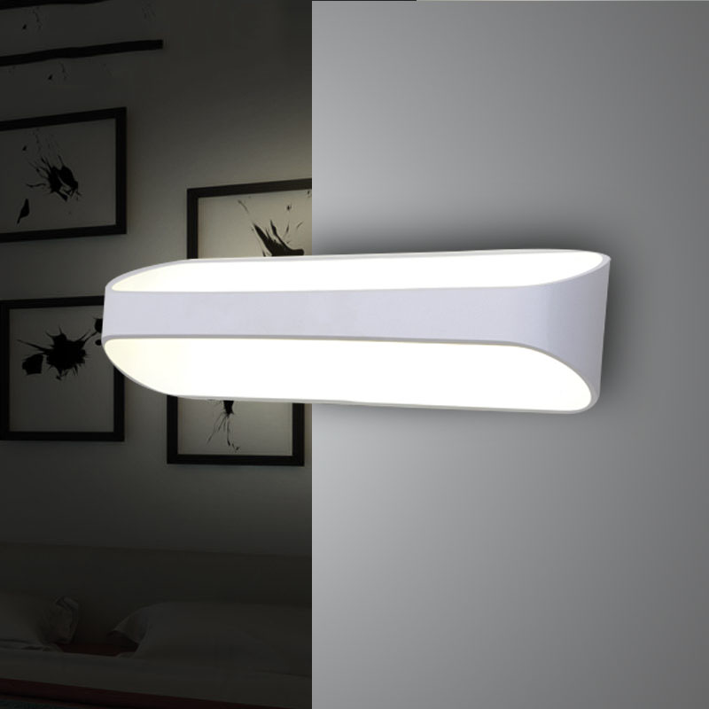 Nordic LED Aluminum Wall Sconce Light Rectangle Wall-mounted Lamp for Home Living Room Bedroom Hotel Cafe Home Wall Art DecorNordic LED Aluminum Wall Sconce Light Rectangle Wall-mounted Lamp for Home Living Room Bedroom Hotel Cafe Home Wall Art Decor