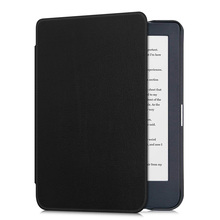 BOZHUORUI cover case for kobo Clara HD e-Books ,Magnetic Ultrathin PU leather with sleep/wake N249