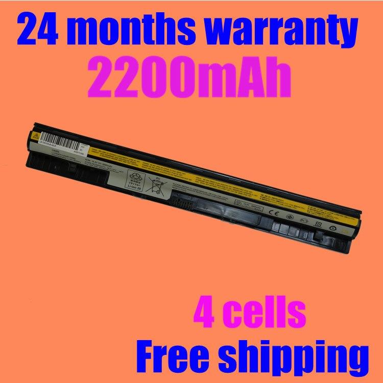 JIGU Laptop battery L12L4A02 L12L4E01 L12M4A02 L12M4E01 L12S4A02 L12S4E01 For Lenovo LENOVO G400s Series G400s Touch