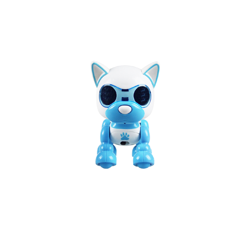 Baby Electric Dogs Toy Smart Interactive Walking Sound Puppy Record Robot Dog Light Pet Toy For Kids Early Educational Gift