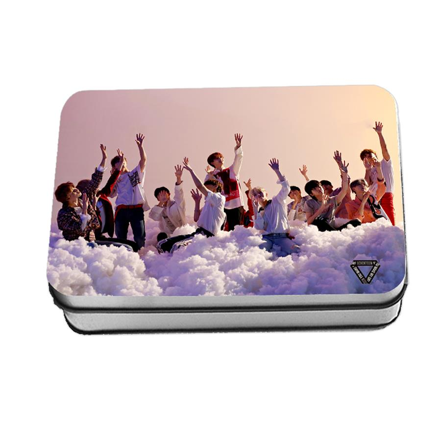 Constructive Kpop Seventeen You Make My Day Polaroid Lomo Photo Cards Poster Fans Collective Photocard 40pcs/set Jewelry & Accessories Beads & Jewelry Making