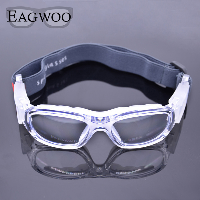 93be846ba1 Eagwoo Children outdoor sports basketball football glasses volleyball  tennis eyewear glasses goggles myopic lens mirror frame-in Eyewear Frames  from Apparel ...