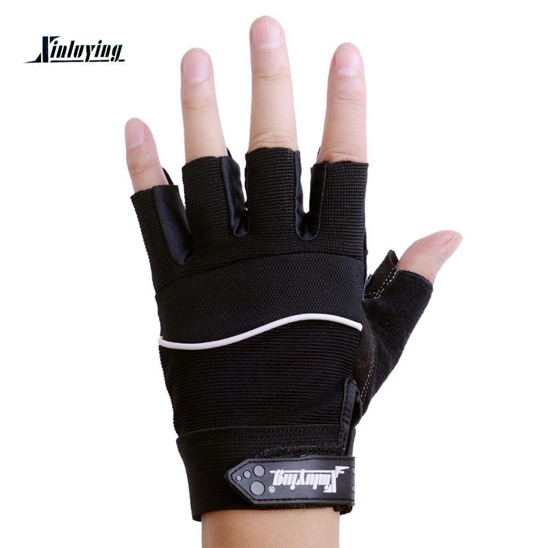 Sport Gloves Vice Opskins: XINLUYING Men Fitness Bodybuilding Gloves Men's Anti Slip