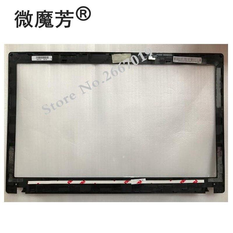 แล็ปท็อปใหม่จอแอลซีดีด้านหน้าฝาครอบสำหรับlenovo P580 P585 N580 N585สีดำQIWY9ฝาจอแอลซีดี90201004 AP0QN000100เปลือกB-ใน กระเป๋าและเคสแล็ปท็อป จาก คอมพิวเตอร์และออฟฟิศ บน AliExpress - 11.11_สิบเอ็ด สิบเอ็ดวันคนโสด 1