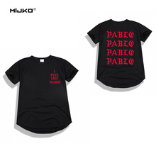 MIJKO Season 3 T Shirts I Feel Like Paul T-Shirts Men Women Kanye West Hip Hop Anti Social Club Tee Shirt The Life Of Pablo Tops