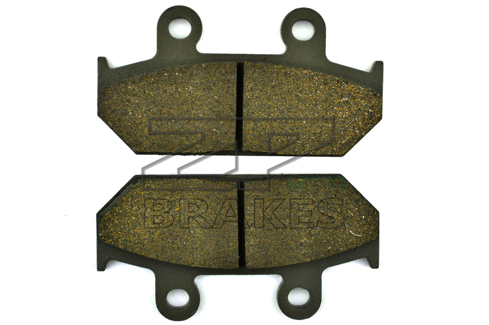 New Brake Pads Organic For Front Cagiva Canyon 600 1996 1999
