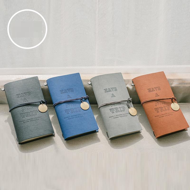 2017 Vintage Leather Traveler's Notebook Diary Handmade Sketchbook Journal Refill Paper Gift Personalized 2017 vintage leather traveler s notebook diary handmade sketchbook journal refill paper gift personalized