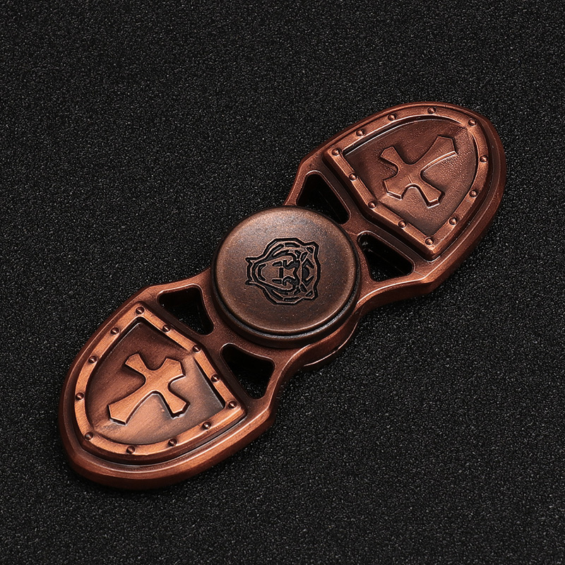 Metal fidget spinner Fine craft High Speed Low noise hand spiner T026