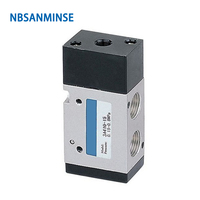 Free Sipping 3A410 3A420 1/4 Air Pneumatic Control Valve AirTAC Type Solenoid Valve Electro Valve High Quality Sanmin