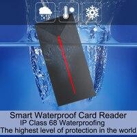 RFID двери Система контроля доступа комплект 125 кГц EM Card Reader электрический замок для двери 5 шт. ID брелки Питание Кнопка выхода