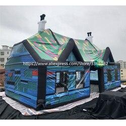 Nowy projekt nadmuchiwany namiot barowy dom nadmuchiwany bar nadmuchiwany namiot na sprzedaż