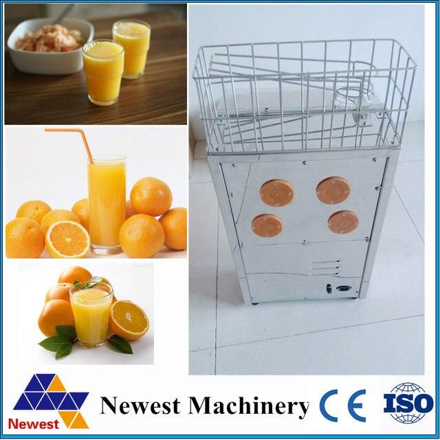 037288163 Livre casa automática elétrica espremedor de laranja 110 V 60Hz ou 220 V  50Hz máquina de suco de laranja elétrico CE laranja extrator automático
