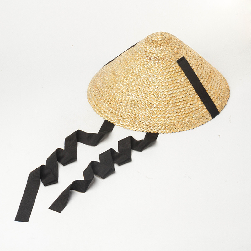 Adaptable 01901-hh7320 2019 Hand-woven Pineapple Pattern Bamboo Hat Modeling Fashion Model Show Cap Men Women Leisure Holiday Beach Hat
