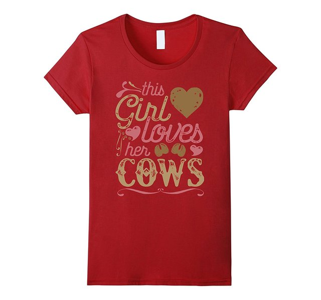 Cow Shirt - Cows T Shirt Gift Country Girl Farming Farmer T-Shirts Short  Sleeve Cotton 2017 Summer Funny Sexy Tops Tee c753504c6867