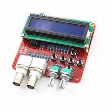Función DDS Generador de Señal Kit DIY Generador De Frecuencia Plaza Sawtooth Onda Triangular DIY Piezas Componentes de la Fuente de Señal