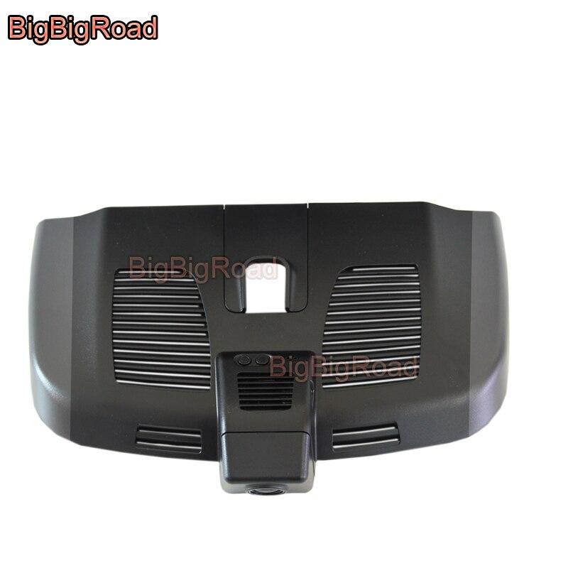 BigBigRoad For mercedes benz V250 V260 Car wifi DVR Video Recorder Dash Cam Camera FHD 1080P