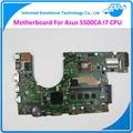 Placa madre para asus s500ca pn: 60nb0060-mbh000 rev3.1 60nb0060-mba000 i7-3517u mainboard ddr3 4 gb tarjeta usb3.0 portátil