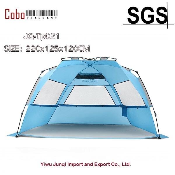 ICorer EasyUp extérieur Portable pêche plage Cabana tente abri soleil parasol