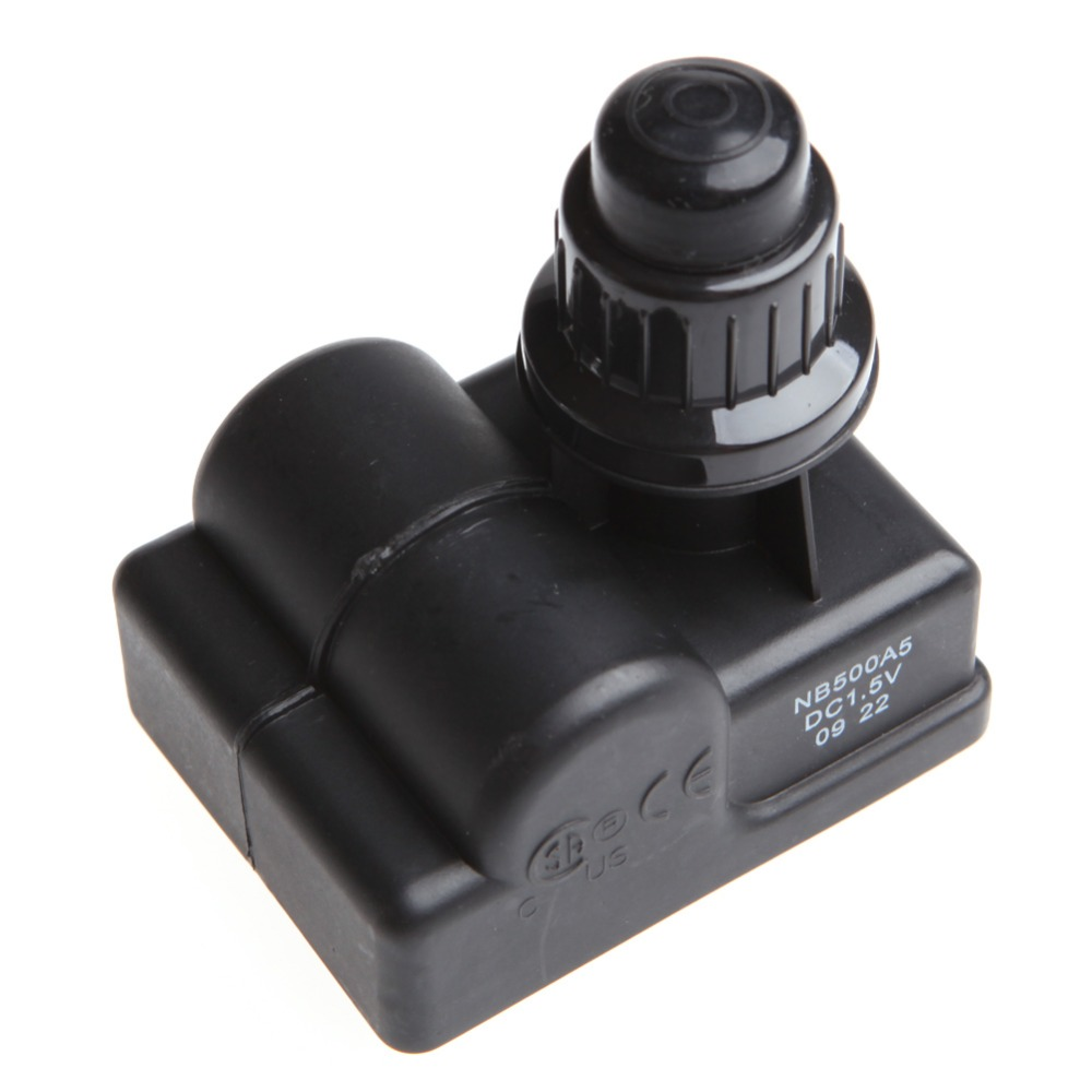 JINSHENGDABBQ Gas Grill Replacement 5 Outlet AA Battery Push Button Ignitor Igniter