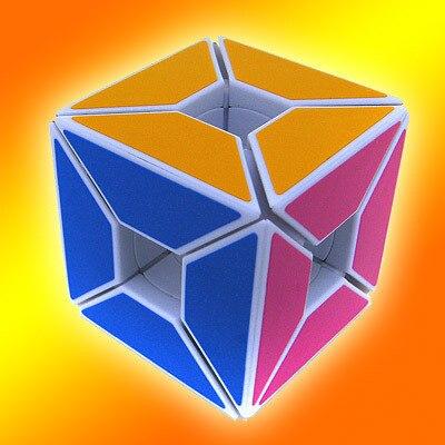 Lanlan allotype magic cube educational toy free air mail