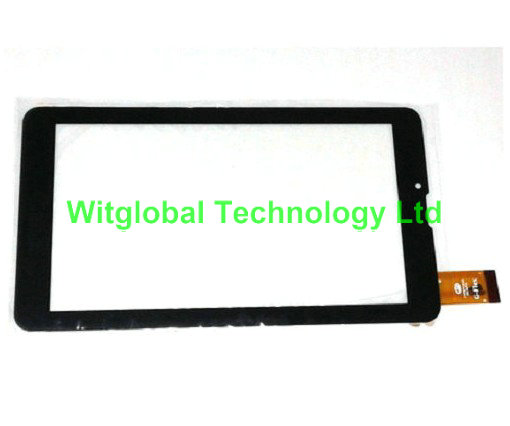 цена на New touch screen Digitizer For 7 Tesla Impulse 7.0 LTE Tablet Touch panel Glass Sensor Replacement Free Shipping