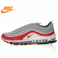 Nike Air Max 97 Men's and Women's Running Shoes, High Quality Outdoor Sports Breathable Lightweight 921826 009