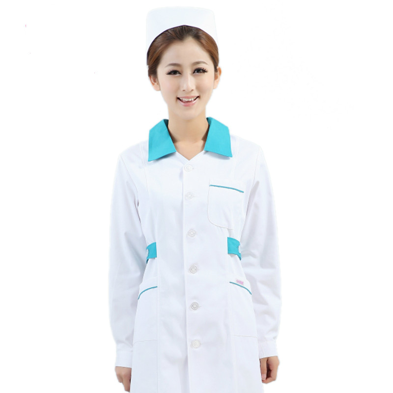 Shop For Cheap Hospital Uniform Nurse Uniforms Short Sleeve Medical Uniform Attire Lab Dress Waitress Beauty Salon Spa Fashion Workwear Uniform Latest Technology Medical Work Wear & Uniforms