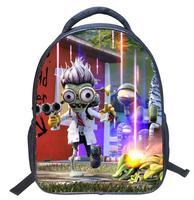 Hot! 1-3 tuổi mát Plants vs Zombies schoolbag Mẫu Giáo Túi trẻ em trường túi cho trẻ nhỏ cô gái chàng trai ba lô