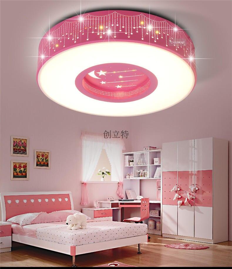 aliexpress koop kinderkamer ster plafond lampen ronde plafond