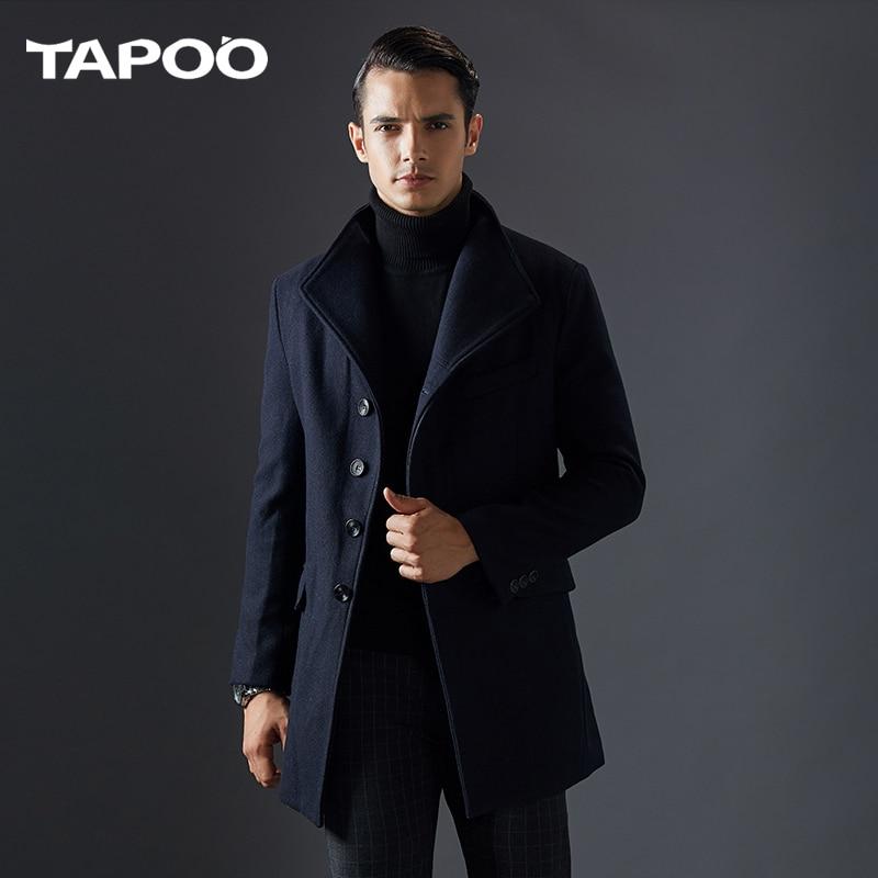 Popular 100% Wool Coats for Men-Buy Cheap 100% Wool Coats for Men ...
