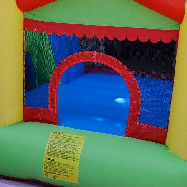 HTB1LJZjRpXXXXcyXpXXq6xXFXXXC - Arshiner Trampoline Bounce House With Inflatable Kids Slide without Blower